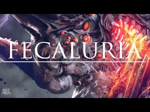 Visions Of Disfigurement – Fecaluria [Lyric Video] (2016) Exclusive Premiere