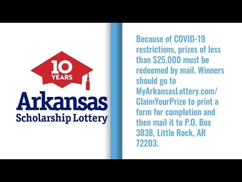 Arkansas Lottery Winners Can Still Redeem Prizes By Mail And Appointment