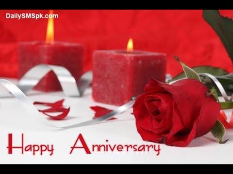 Happy wedding anniversary video youtube
