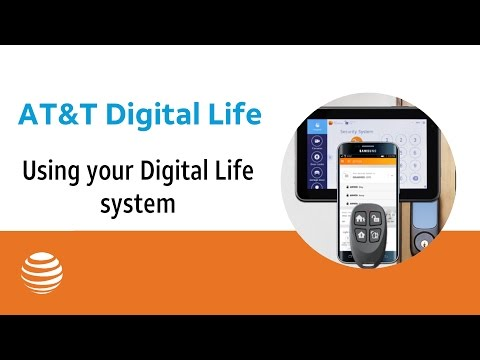 Solved: How do I change my Digital Life PIN? - AT&T Community
