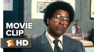 Roman J. Israel, Esq. Movie Clip - Back to My Roots (2017)   Movieclips Coming Soon