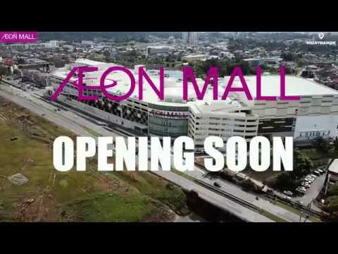 AEON MALL NOW IN KUCHING