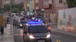 """La Policía Nacional lleva a cabo en la Cañada un """"dispositivo de prevención de la delincuencia"""""""