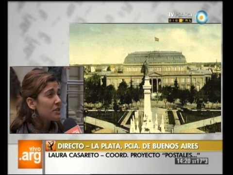 Vivo en Argentina - Universidad Nacional de La Plata - 23-10-12 (2 de 3)