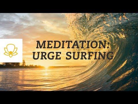 3-Minute Urge Surfing Mindfulness Meditation