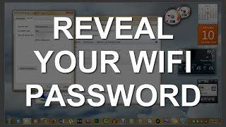 How to Reveal your Wifi Password on Windows(It's simple and easy. Follow the video for further instructions., 2014-12-10T01:08:10.000Z)
