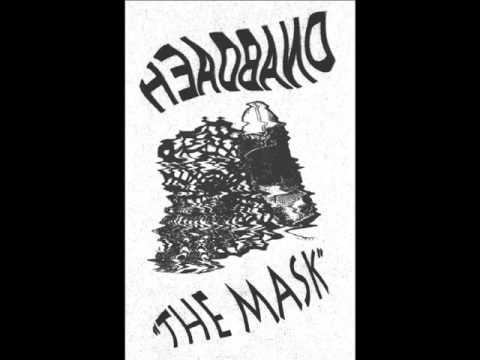 "NRR08: Headband - ""The Mask"""