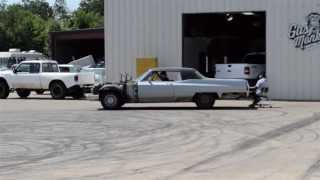 "Cadillac ""Test Drive"" by Gas Monkey Garage"