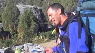 альпинизм Фанские горы Без башни часть2(Приморские альпинисты на Чемпионате России в Фанских горах, программа