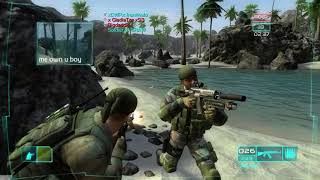 Ghost Recon: Advanced Warfighter (Xbox 360) - Online Gameplay 2018