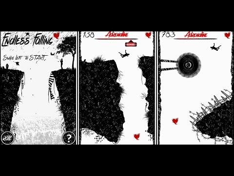 Endless Falling - Gameplay Trailer