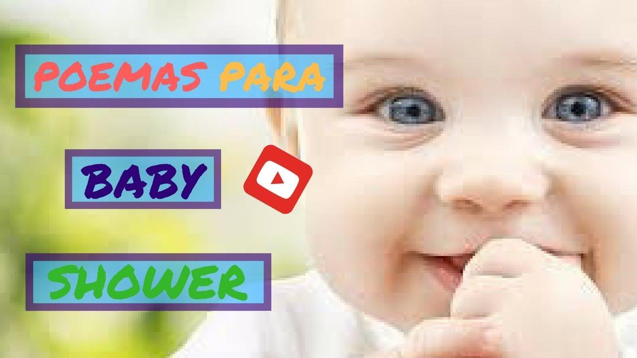 Poemas Para Baby Shower Youtube