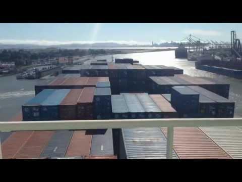 Oakland to sea