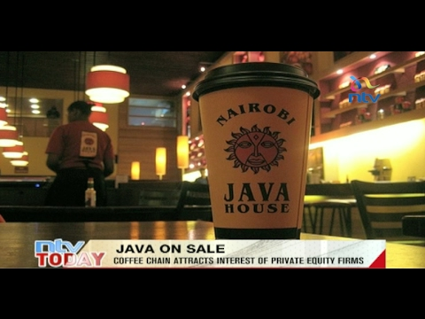 Java on Sale: Coffee chain attracts interest of private equity firms
