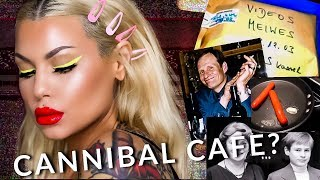 The Cannibal Cafe ? Murder or Volunteer? MurderMystery&Makeup a Grwm|Bailey Sarian