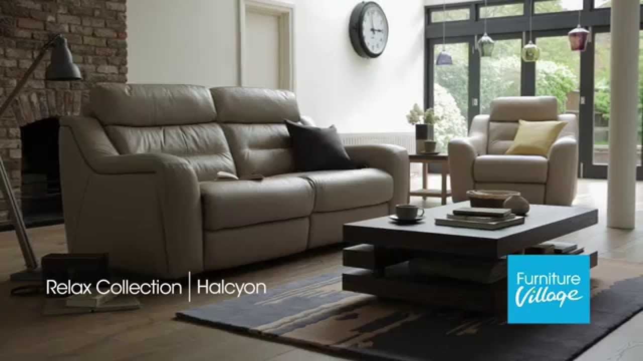 Furniture Village Halcyon halcyon leather power recliner sofas & chairs | halcyon furniture