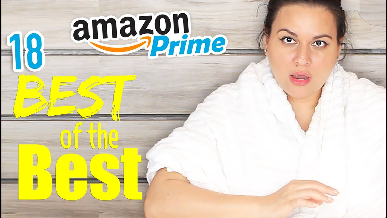 18 Never Before Seen on Vivian Tries Amazon Prime Must Haves Products