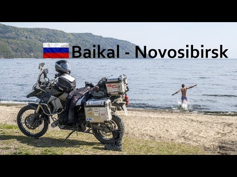 2wheeled Adventures in Russia - Part 3 - Baikal to Novosibirsk