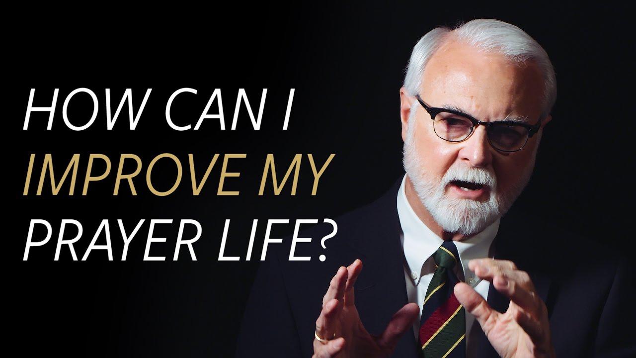 How can I improve my prayer life  YouTube