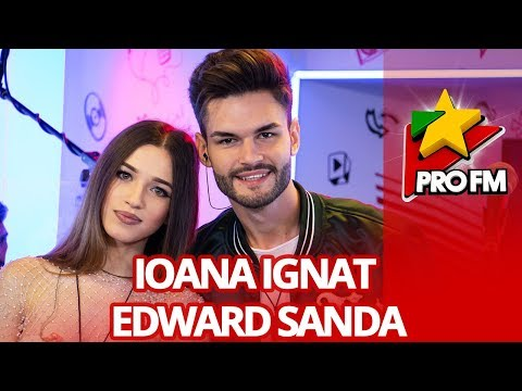 IOANA IGNAT x EDWARD SANDA - In palma ta | ProFM LIVE Session