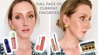 Full Face Of Current Makeup Favourites!   Sharon Farrell   #AD