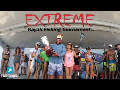 Extreme Kayak Fishing Tournament Trail