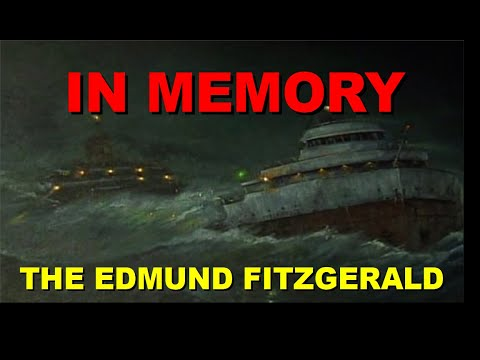 The Sinking of the Edmund Fitzgerald