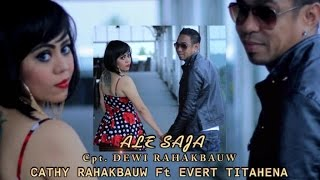 CATHY Ft. EVERT T - ALE SAJA (Official Music Video)