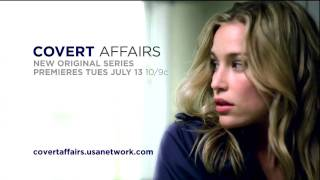 Covert Affairs - Official Trailer