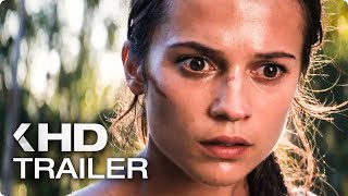 TOMB RAIDER Trailer 2 (2018)