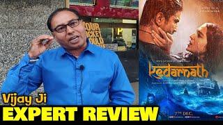 Vijay EXPERT REVIEW On Kedarnath Movie | Sushant Singh Rajput, Sara Ali Khan | Abhishek Kapoor Film
