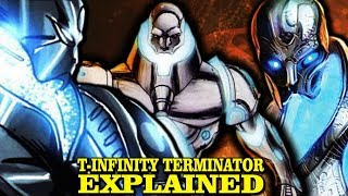 Game | TERMINATOR LORE THE T INFINITY TEMPORAL TERMINATOR EXPLAINED | TERMINATOR LORE THE T INFINITY TEMPORAL TERMINATOR EXPLAINED