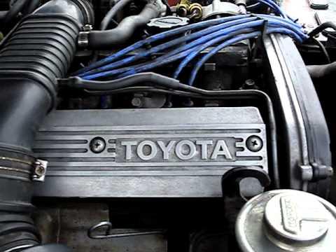 1983 Toyota Celica Supra COLD start up