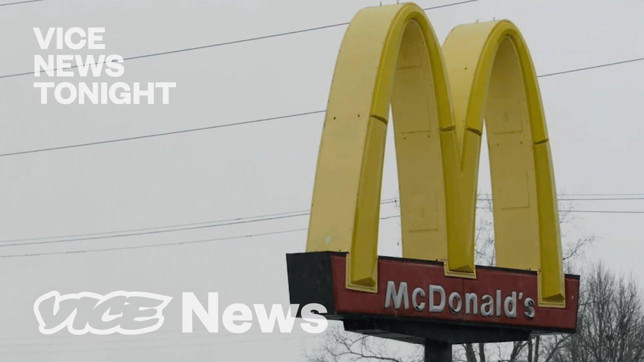 Inside McDonald's Sexual Harassment and Discrimination Problem