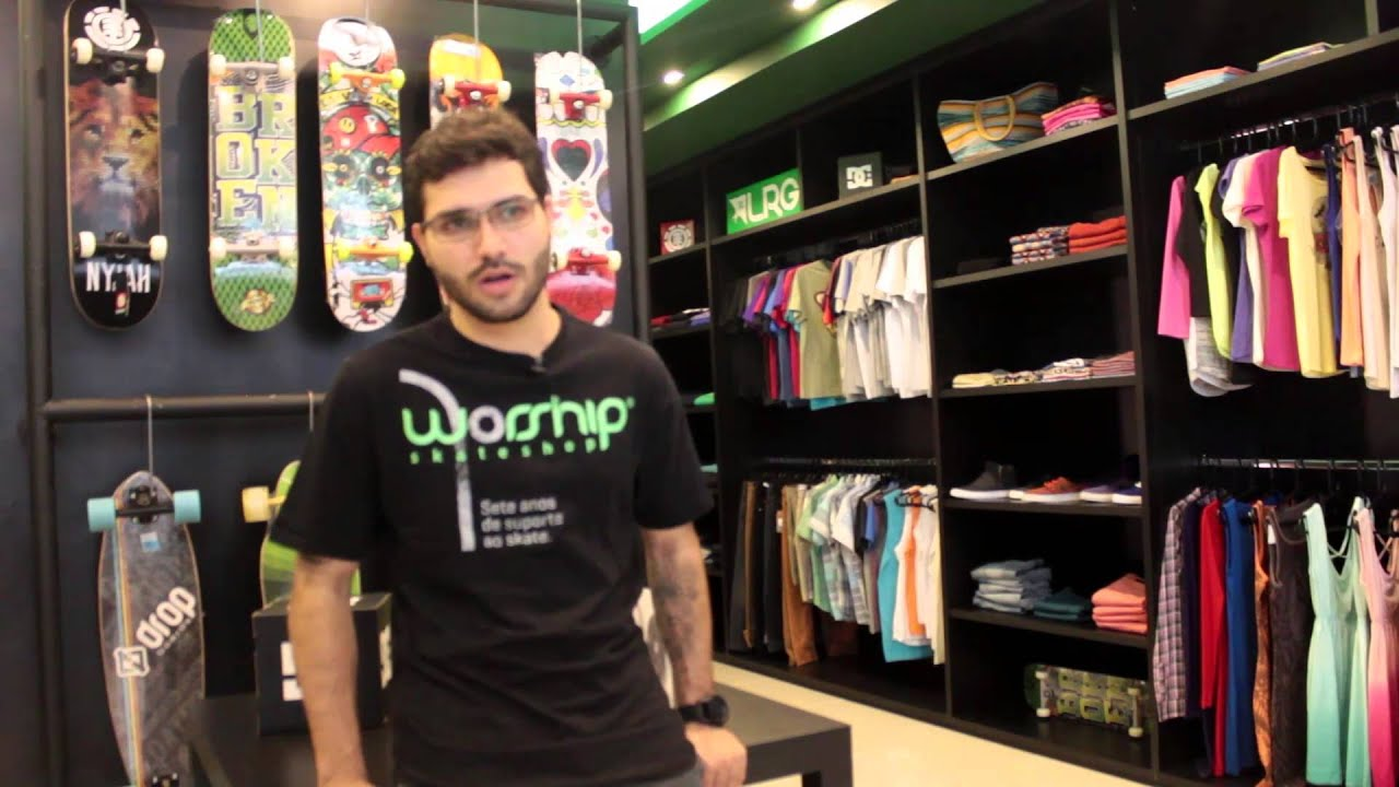 1cf58138f4 Worship skateshop - YouTube