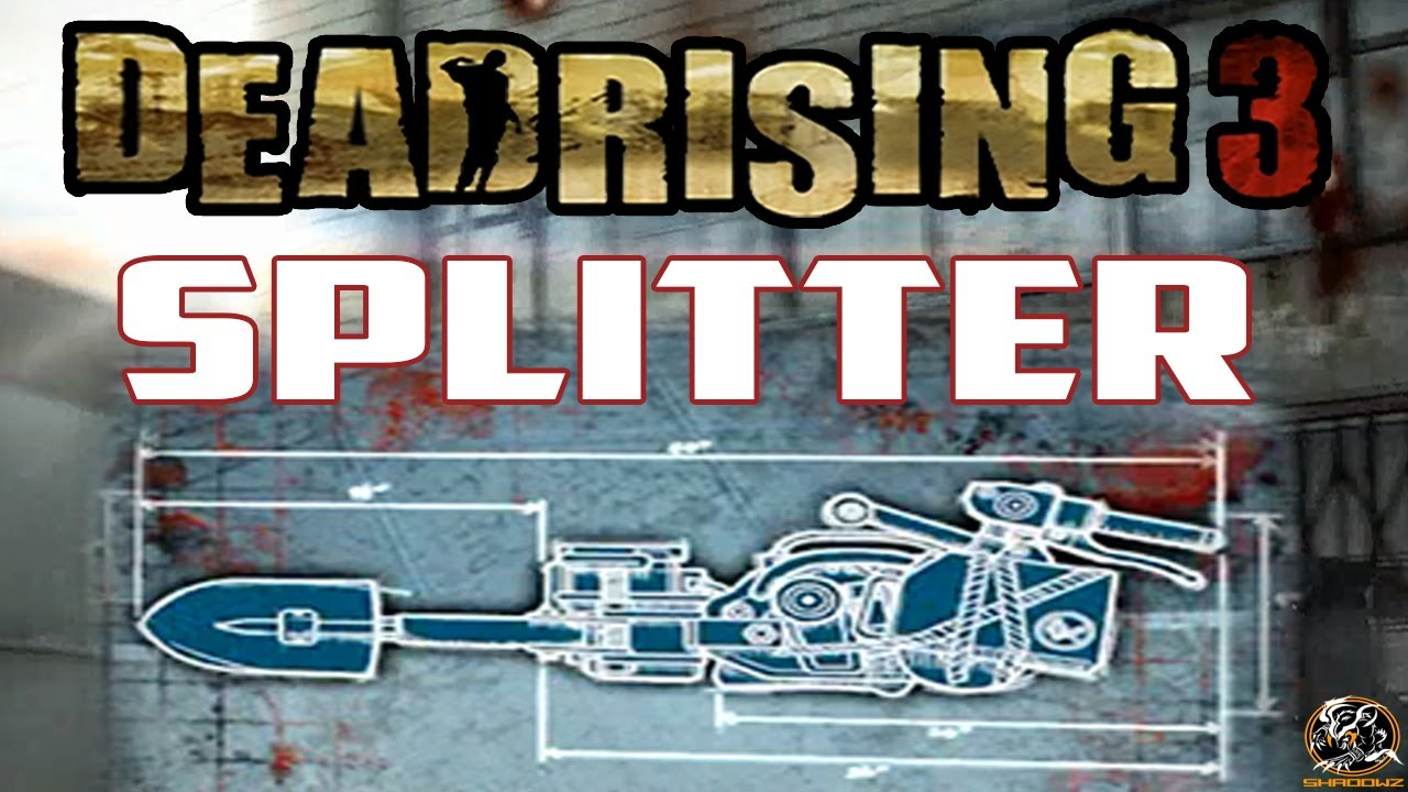 Dead rising 3 splitter blueprint location dlc combo weapon guide dead rising 3 splitter blueprint location dlc combo weapon guide malvernweather Choice Image