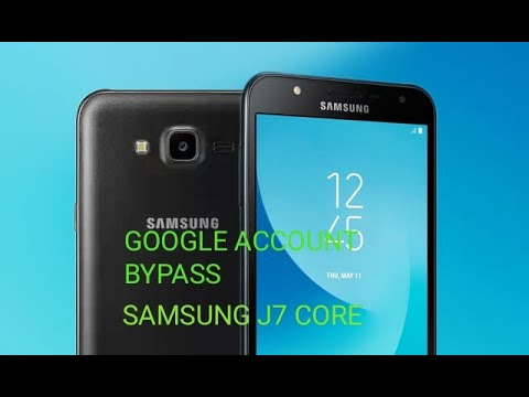 Frp J701f U6 Remove Frp Samsung J7 Core Sm J701f Android 8 1 0