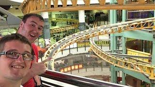 Abandoned Rollercoaster Hong Kong Vlog June 2017