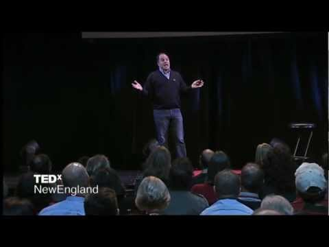 Actions Speak Louder Than Words: Don Khoury At TEDxNewEngland