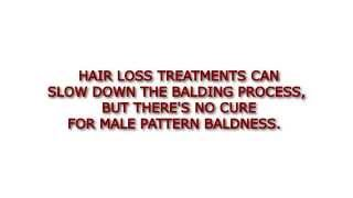 Testosterone and Hair Loss: Fact - Fiction & Secrets on Hair Loss