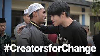 - LIVING WITH MUSLIMS w/ TOMMY LIMMM - Creators for Change | Film Maker Muslim