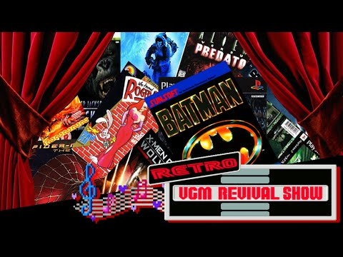 Retro VGM Revival Show - STAGE 2: Movies