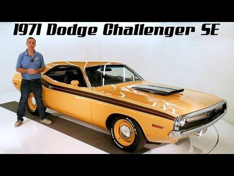 1971 Dodge Challenger SE for sale at Volo Auto Museum (V18610)
