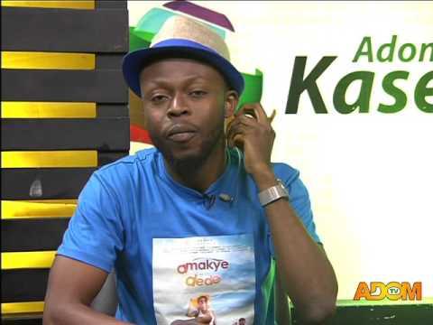 Kaylbos and Patri - Adom TV News (7-3-16)