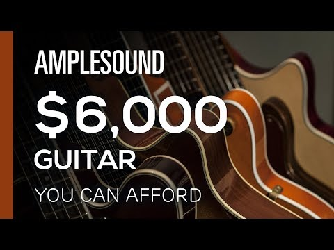 Virtual Guitars #1 - Amplesound Martin D-41 Acoustic