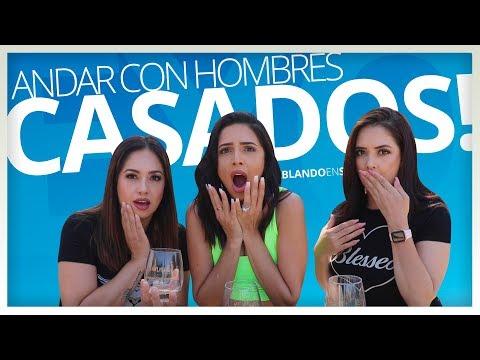 """""""LE PUSIERON EL CUERNO"""" -  ANDAR CON UN HOMBRE CASADO/PROHIBIDO? 😱   Hablando En Serio  """