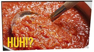 Woman Overreacts to Meat in Pasta Sauce! ft. Steve Greene & DavidSoComedy