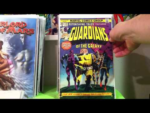The next big artist in comics, and some silver age keys a must watch