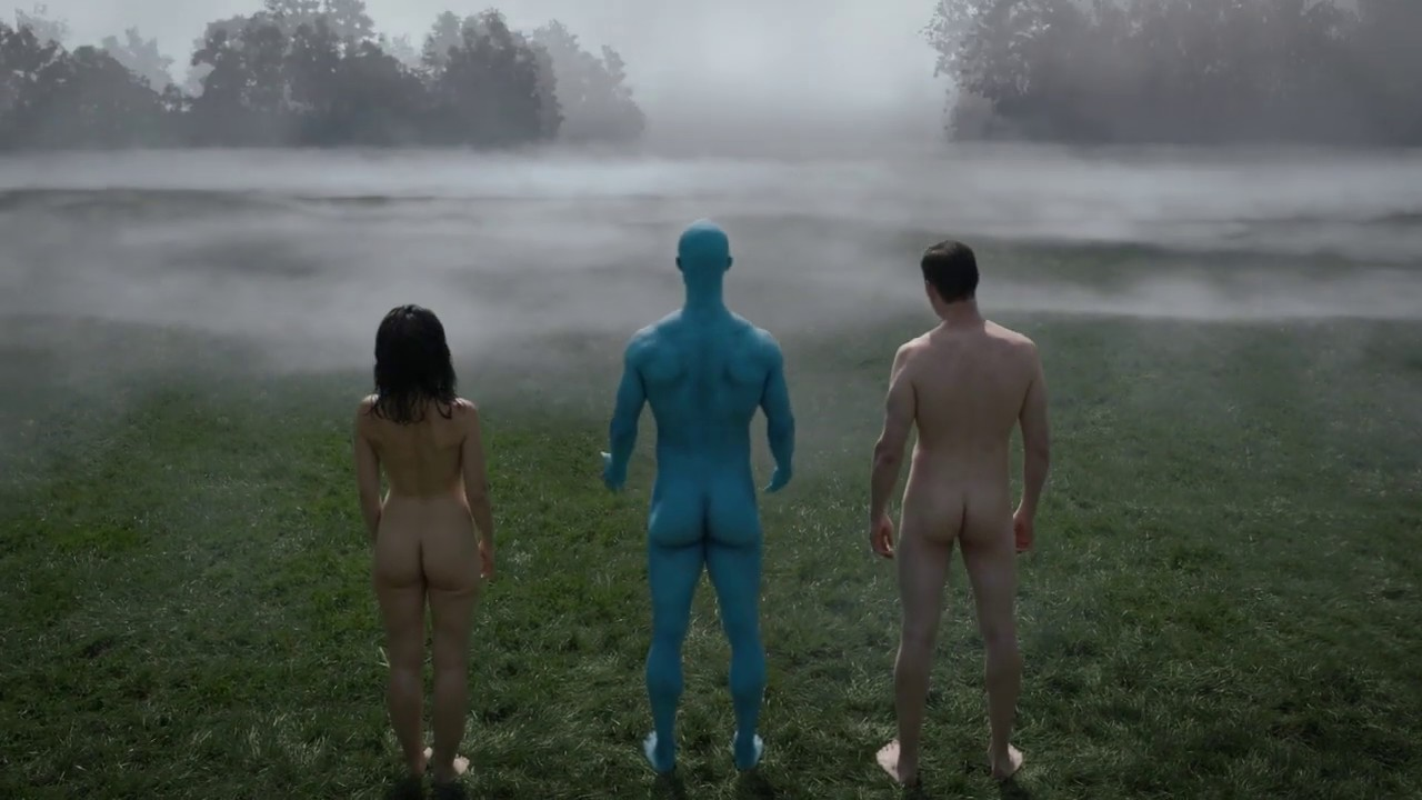 In praise of zack snyder's watchmen