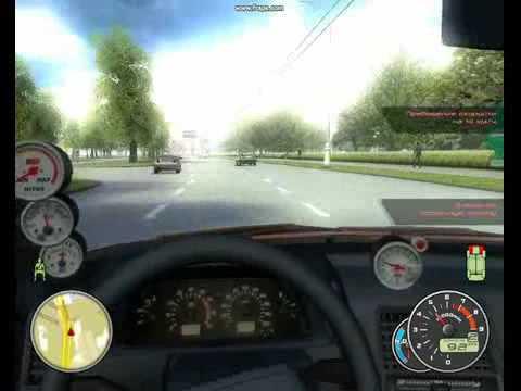 Отрывок из моего геймплея игры Lada Racing Club!!!